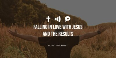 Falling In Love With Jesus and The Results