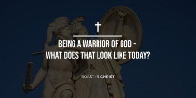 Warrior for God